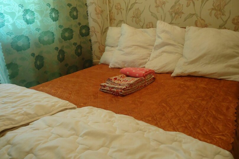 2-комн. квартира, 60 кв.м. на 4 человека, улица Попова, 126, Смоленск - Фотография 5
