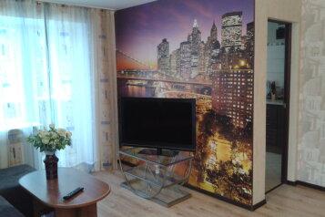 1-комн. квартира, 33 кв.м. на 3 человека, улица Черняховского, 18, Калининград - Фотография 1