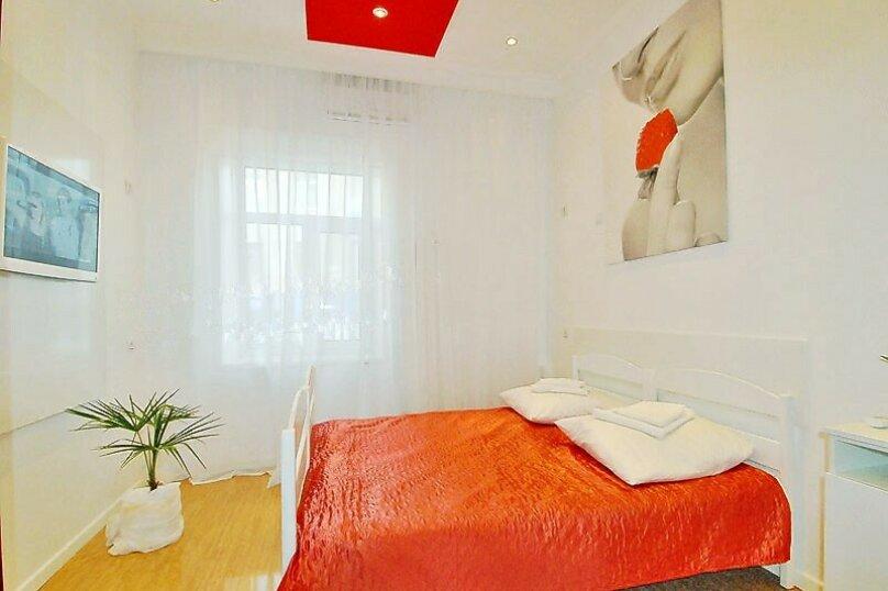 2-комн. квартира, 40 кв.м. на 5 человек, улица Игнатенко, 7, Ялта - Фотография 1