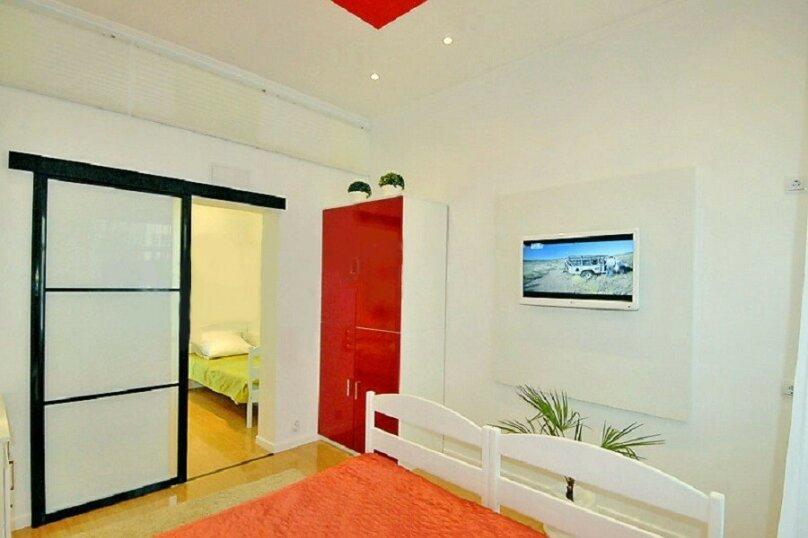 2-комн. квартира, 40 кв.м. на 5 человек, улица Игнатенко, 7, Ялта - Фотография 6