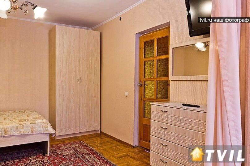 3-х местный с кухней и балконом/лоджией, улица Маяковского, 159, Анапа - Фотография 5