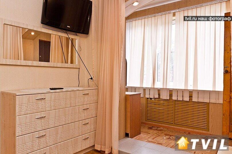 3-х местный с кухней и балконом/лоджией, улица Маяковского, 159, Анапа - Фотография 6