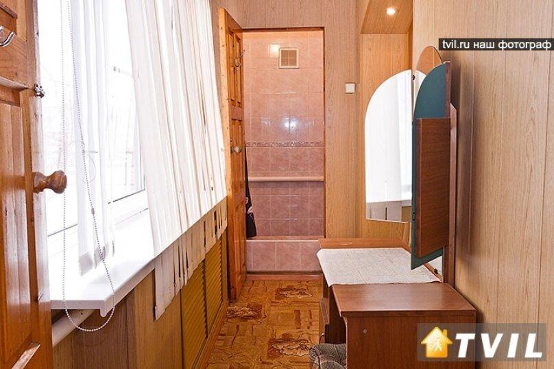 3-х местный с кухней и балконом/лоджией, улица Маяковского, 159, Анапа - Фотография 11