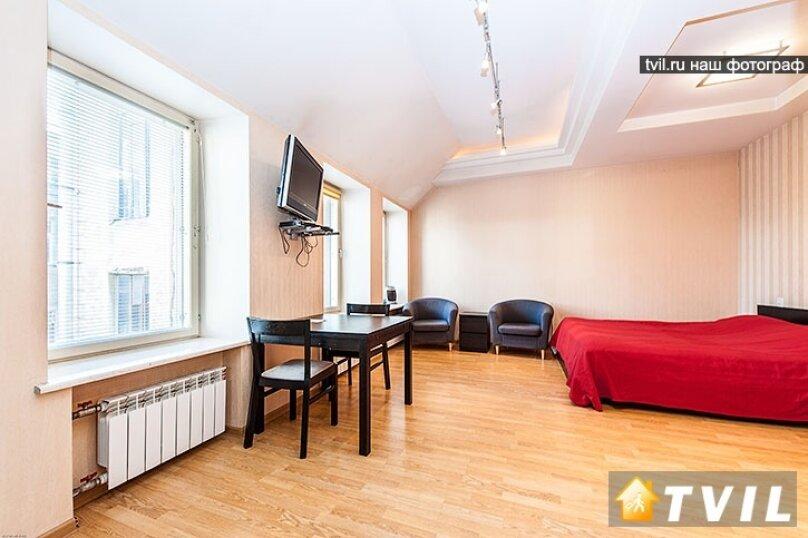 1-комн. квартира, 25 кв.м. на 2 человека, Кирочная улица, 20, метро Чернышевская, Санкт-Петербург - Фотография 3