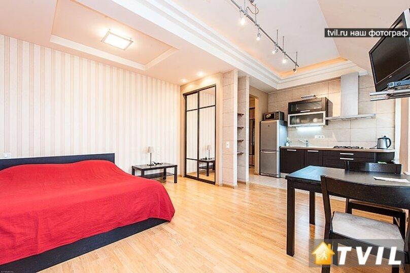 1-комн. квартира, 25 кв.м. на 2 человека, Кирочная улица, 20, метро Чернышевская, Санкт-Петербург - Фотография 1