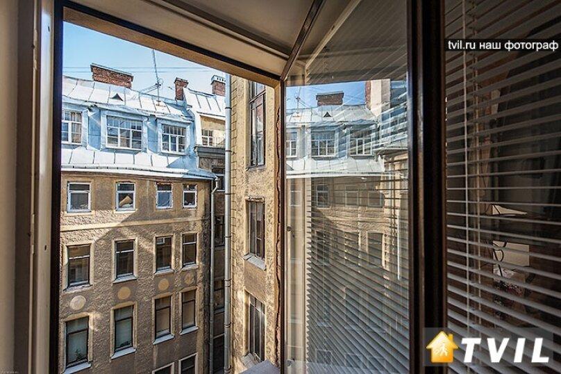1-комн. квартира, 25 кв.м. на 2 человека, Кирочная улица, 20, метро Чернышевская, Санкт-Петербург - Фотография 11