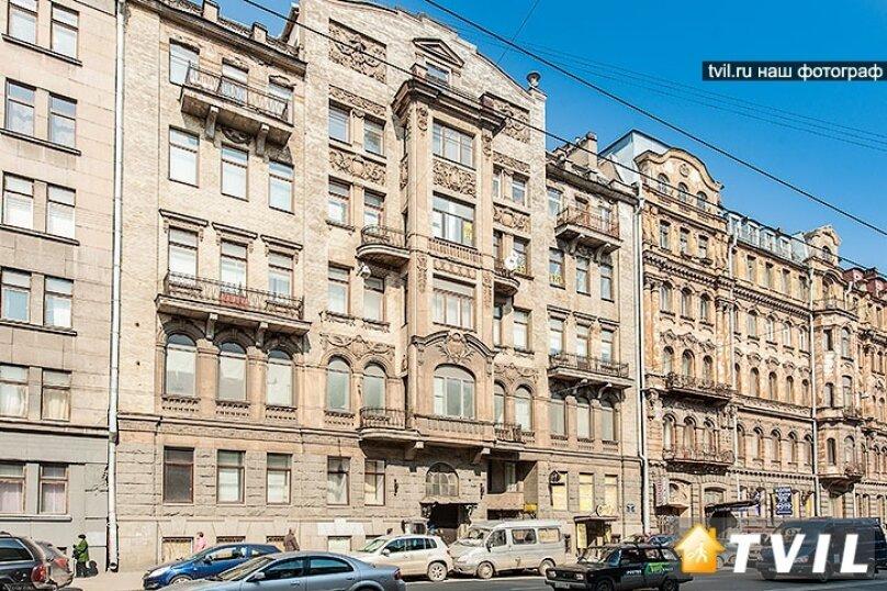 1-комн. квартира, 25 кв.м. на 2 человека, Кирочная улица, 20, метро Чернышевская, Санкт-Петербург - Фотография 13