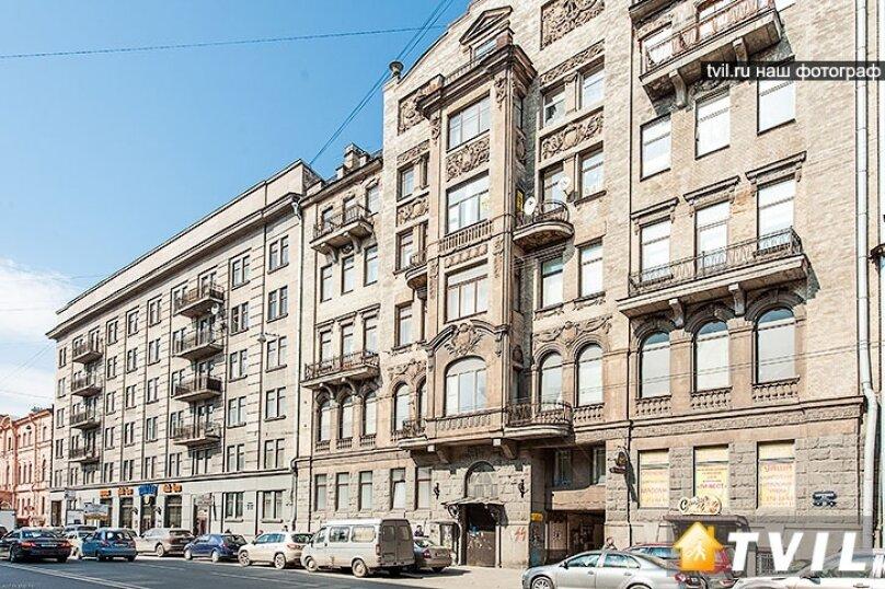 1-комн. квартира, 25 кв.м. на 2 человека, Кирочная улица, 20, метро Чернышевская, Санкт-Петербург - Фотография 15