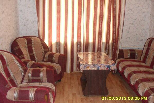 2-комн. квартира, 55 кв.м. на 4 человека, улица Советская, 15, Первомайский район, Ижевск - Фотография 1