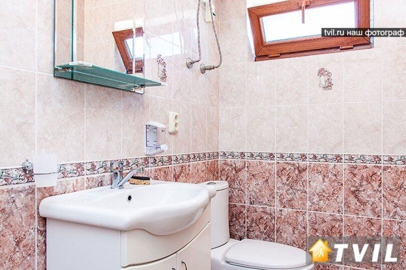 Однокомнатный люкс с прихожей, Октябрьская улица, 12, Кабардинка - Фотография 1