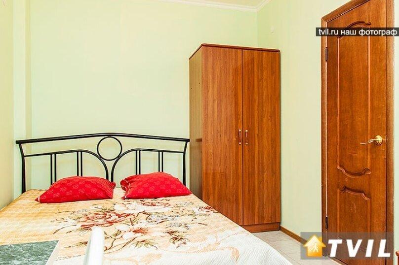 2-х местный двуспальная кровать, Новая улица, 1А, Кабардинка - Фотография 1