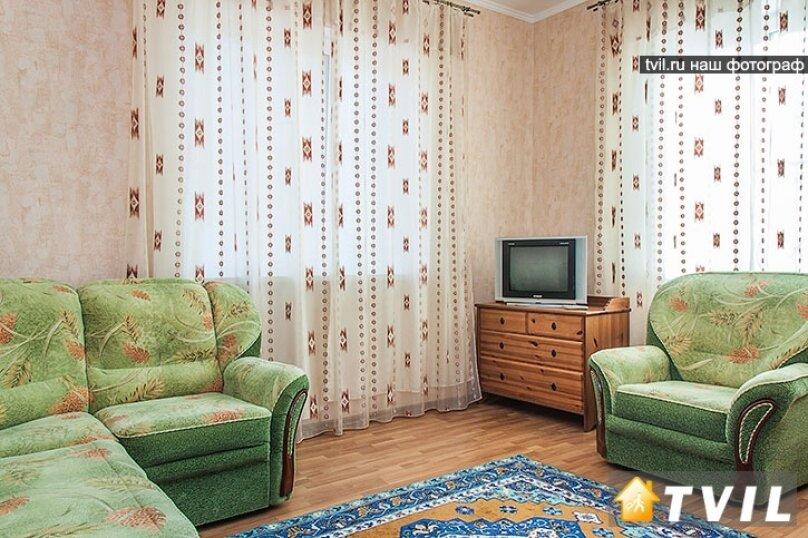 Люкс 2-х комнатный 2-х местный, Каштановая улица, 18, Кабардинка - Фотография 1
