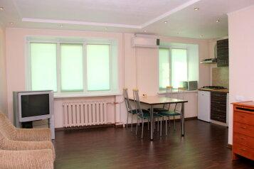 2-комн. квартира, 52 кв.м. на 4 человека, улица Сталеваров, 68, Индустриальный район, Череповец - Фотография 1