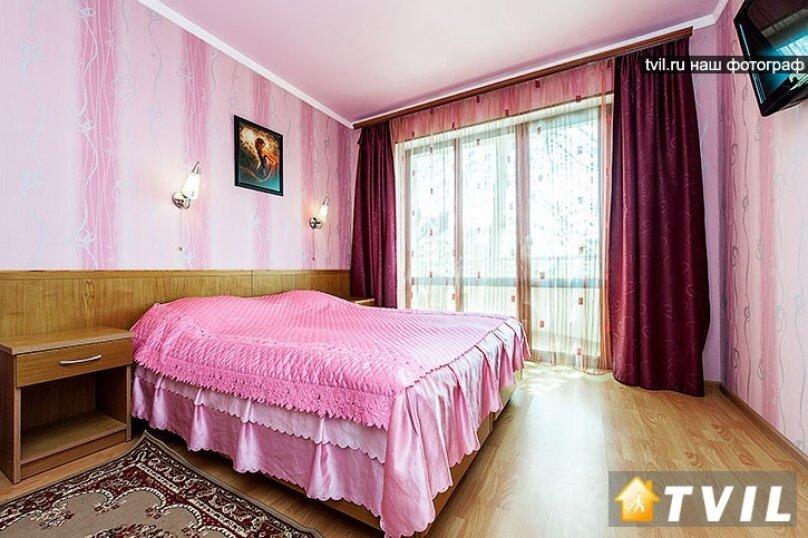 2-х комнатный с балконами, улица Горького, 17, Анапа - Фотография 2