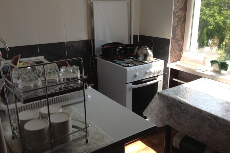 2-комн. квартира, 47 кв.м. на 5 человек, Ялтинская улица, 10, Хоста - Фотография 1