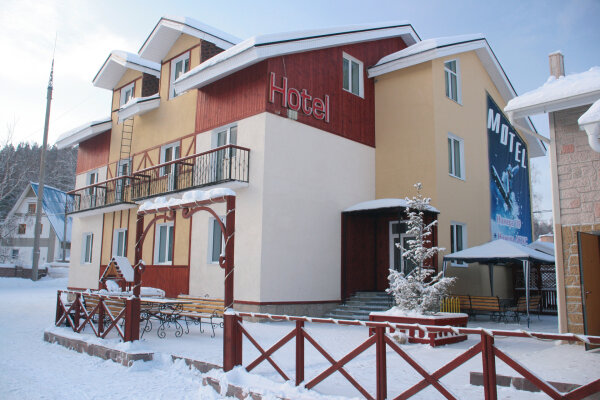 Отель, Горный проезд, 1А на 23 номера - Фотография 1