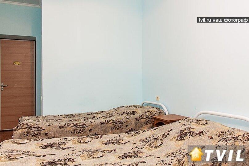 """Двухместный с балконом 2-й этаж, улица Десантная, 9""""Б"""", Геленджик - Фотография 1"""