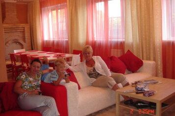 """Коттедж-люкс на Черном море, 400 кв.м. на 10 человек, 5 спален, Колхозная, 6 """"А"""", Джубга - Фотография 1"""