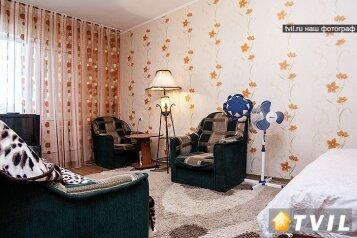 1-комн. квартира, 43 кв.м. на 5 человек, улица Чехова, Центр, Анапа - Фотография 2
