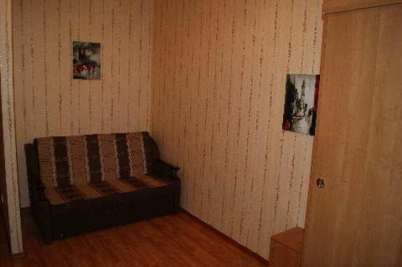 2-комн. квартира, 50 кв.м. на 4 человека, Комсомольская улица, 19, Череповец - Фотография 2