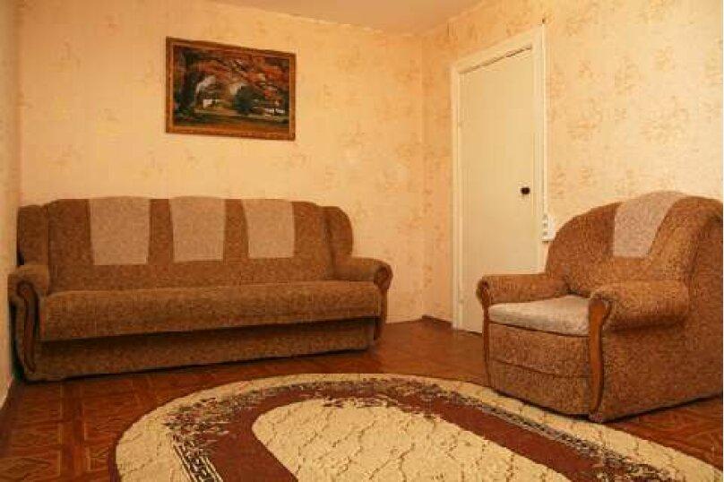 2-комн. квартира, 50 кв.м. на 4 человека, Комсомольская улица, 19, Череповец - Фотография 6