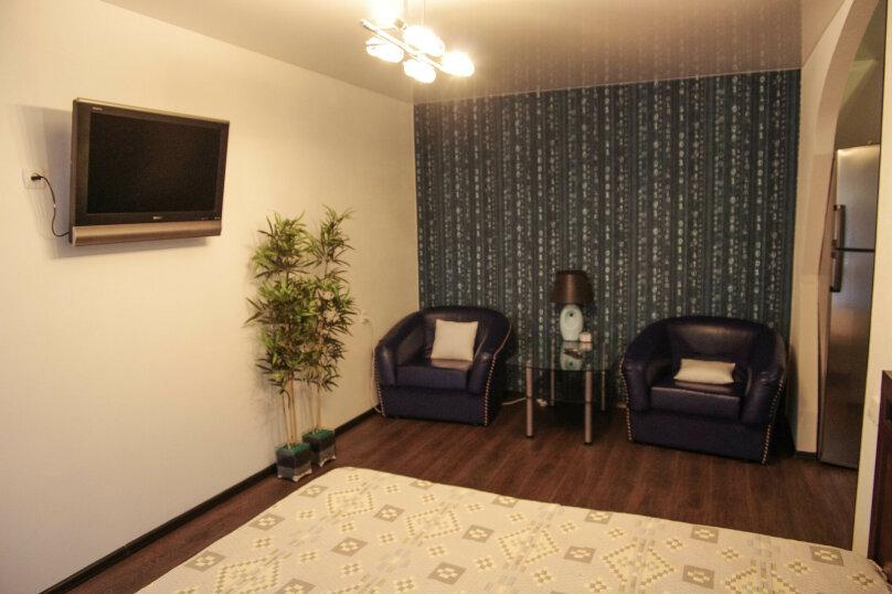 2-комн. квартира, 45 кв.м. на 4 человека, улица Твардовского, 12, Волгоград - Фотография 4