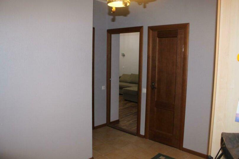 2-комн. квартира, 54 кв.м. на 5 человек, Курзальная улица, 40А, Геленджик - Фотография 2