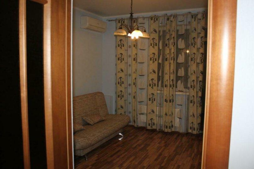 2-комн. квартира, 54 кв.м. на 5 человек, Курзальная улица, 40А, Геленджик - Фотография 4