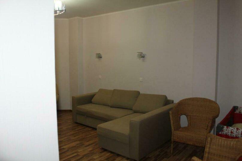 2-комн. квартира, 54 кв.м. на 5 человек, Курзальная улица, 40А, Геленджик - Фотография 5