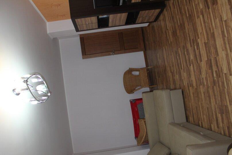 2-комн. квартира, 54 кв.м. на 5 человек, Курзальная улица, 40А, Геленджик - Фотография 10