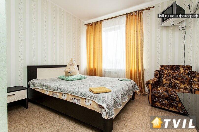 2-х местный номер ,двуспальная кровать, Спортивная улица, 6Б, Кабардинка - Фотография 1