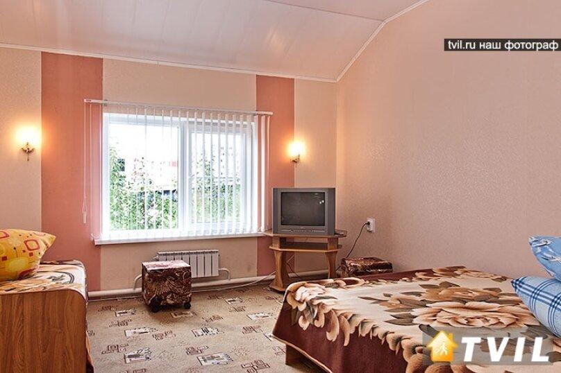 Гостевой дом Зелёный дворик, улица Луначарского, 320Б на 2 комнаты - Фотография 19