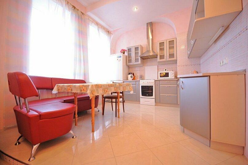2-комн. квартира, 78 кв.м. на 6 человек, Советская улица, 178, Тамбов - Фотография 6