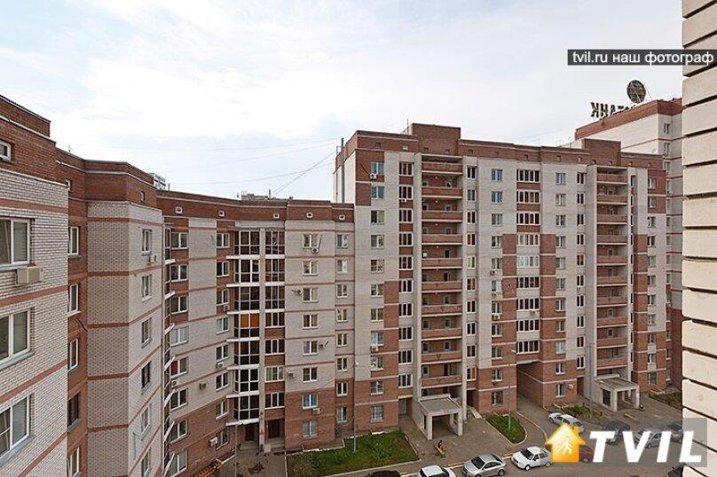1-комн. квартира, 55 кв.м. на 6 человек, Чистопольская улица, 66, Казань - Фотография 8