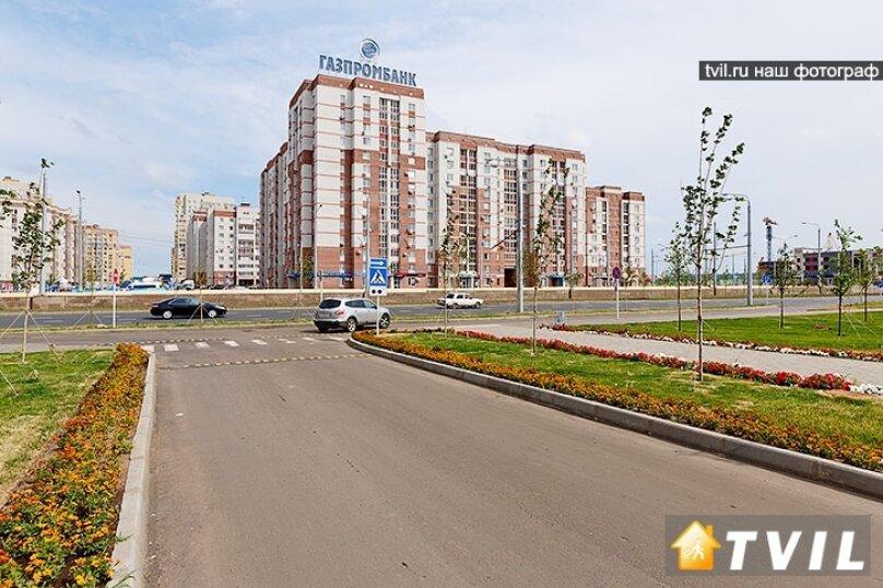 1-комн. квартира, 55 кв.м. на 6 человек, Чистопольская улица, 66, Казань - Фотография 10