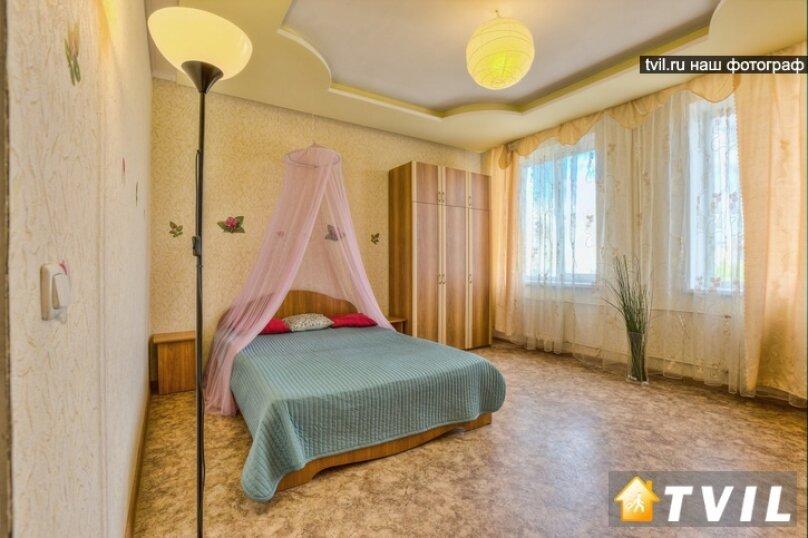 1-комн. квартира, 35 кв.м. на 4 человека, Чистопольская улица, 84, Казань - Фотография 1