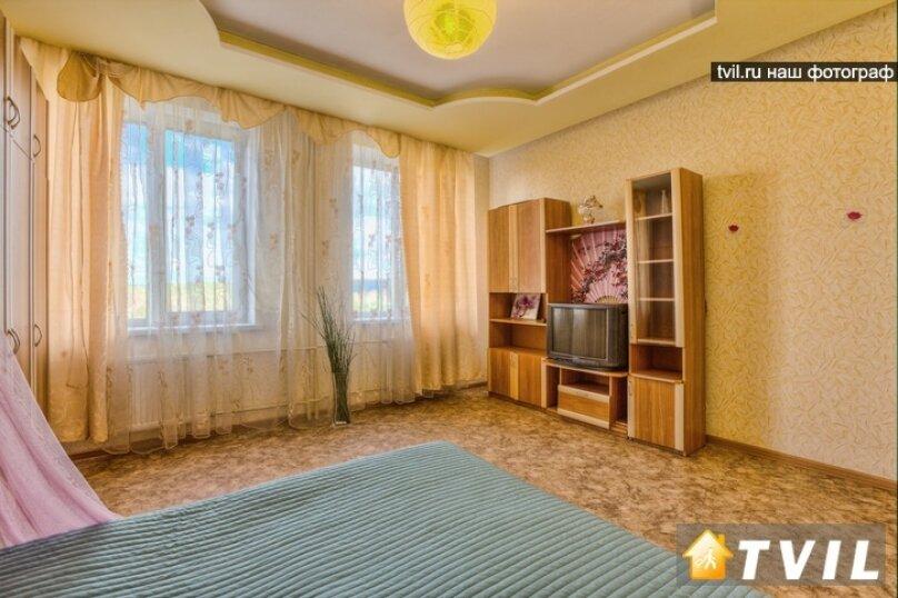 1-комн. квартира, 35 кв.м. на 4 человека, Чистопольская улица, 84, Казань - Фотография 3