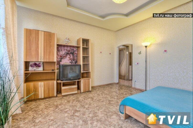 1-комн. квартира, 35 кв.м. на 4 человека, Чистопольская улица, 84, Казань - Фотография 4