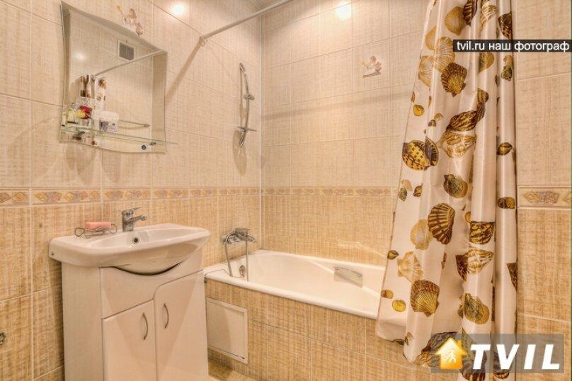 1-комн. квартира, 35 кв.м. на 4 человека, Чистопольская улица, 84, Казань - Фотография 12