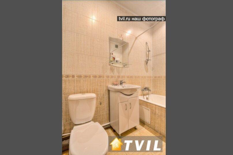 1-комн. квартира, 35 кв.м. на 4 человека, Чистопольская улица, 84, Казань - Фотография 13