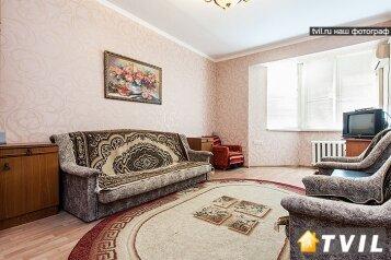 1-комн. квартира, 50 кв.м. на 4 человека, Самбурова, Центр, Анапа - Фотография 1