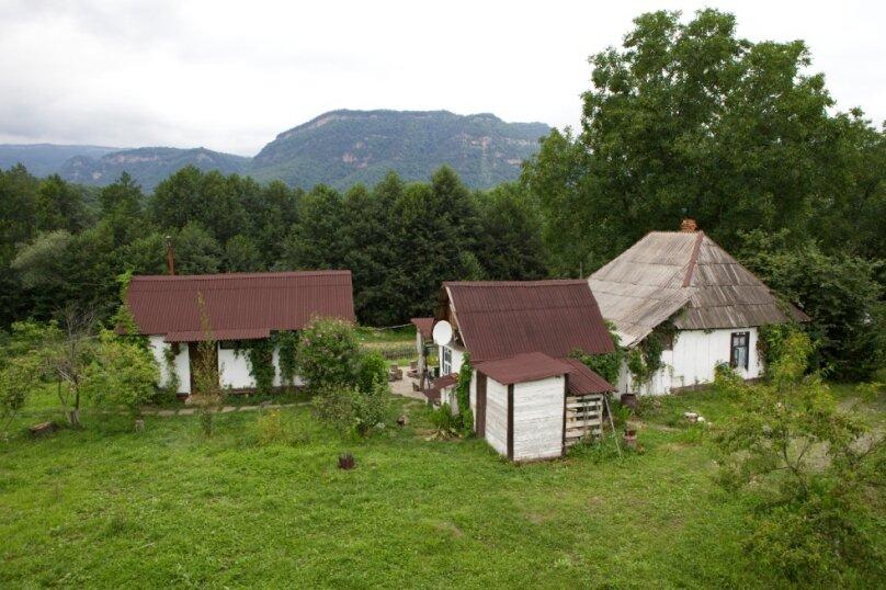 Домик в горах на 6 человек, 2 спальни, Село Хамышки, Майкопский район, Пионерская, 1, Майкоп - Фотография 1