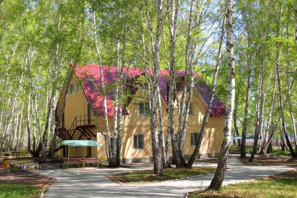 """База отдыха, Западная сторона озера """"Курочкино"""", Поселок Старокамышинск на 45 номеров - Фотография 1"""