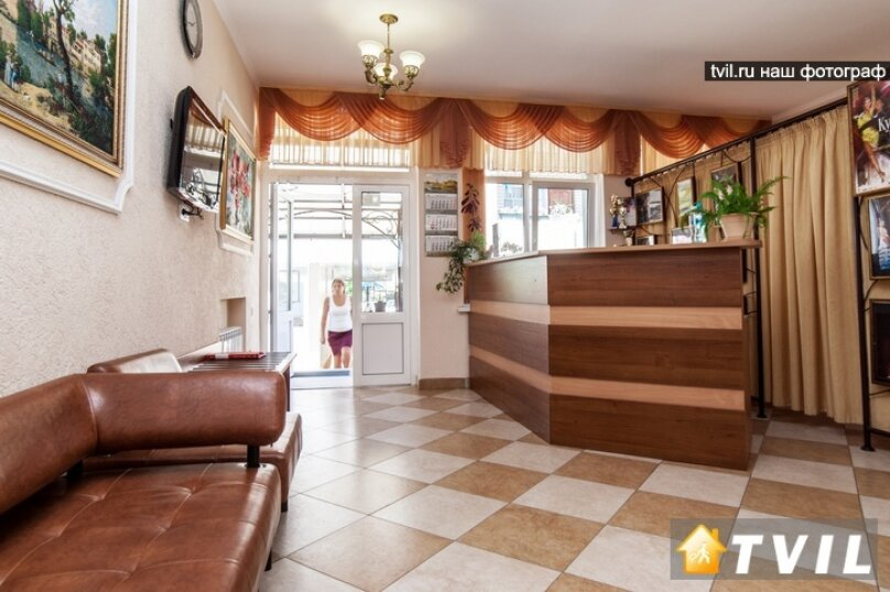 Гостевой дом Art-Hotel, улица Самбурова, 52А на 16 комнат - Фотография 14