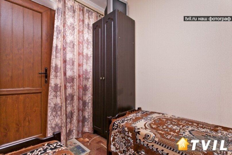 Двухместный эконом с удобствами на этаже, Приветливая улица, 12, Кабардинка - Фотография 1