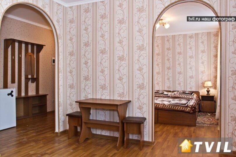 Двухкомнатный номер с балконом, улица Гоголя, 188, Анапа - Фотография 1