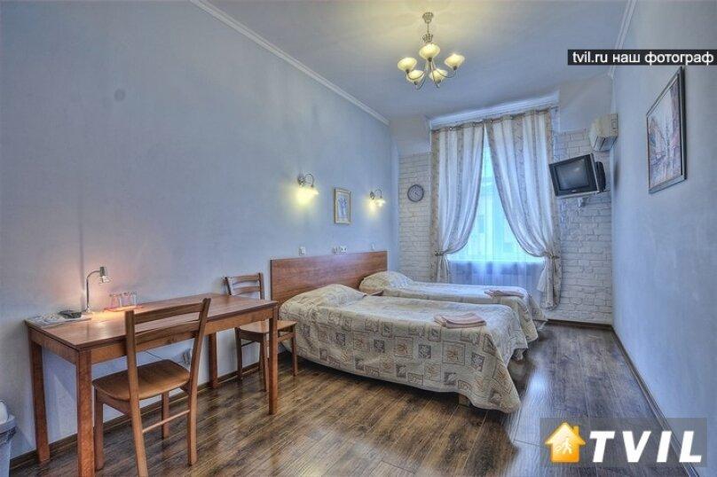 Двухместный номер комфорт, улица Правды, 22, Санкт-Петербург - Фотография 1