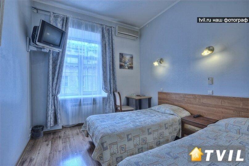 Двухместный номер, улица Правды, 22, Санкт-Петербург - Фотография 1