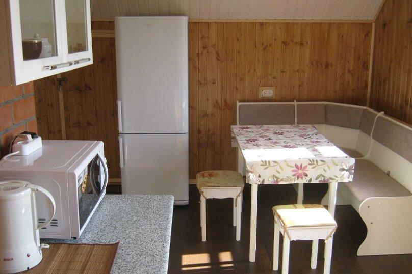 Двухкомнатный люкс с кухней и видовым балконом, Каштановая улица, 14, Архипо-Осиповка - Фотография 1