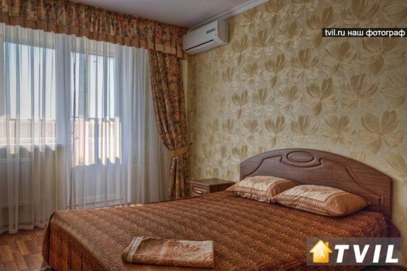 1-комн. квартира, 45 кв.м. на 4 человека, улица Калинина, 350, Краснодар - Фотография 1